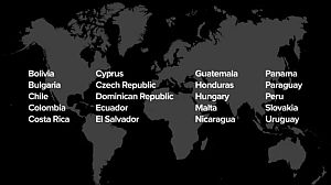 spotify countries