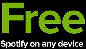spotify free 300x