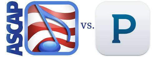 ASCAP vs Pandora