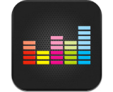 deezer button canvas