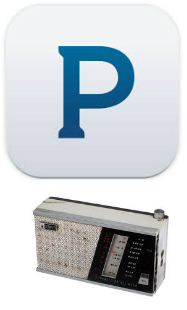 pandora and radio