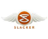 slacker logo canvas