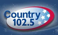 Country 102.5 WBLK logo