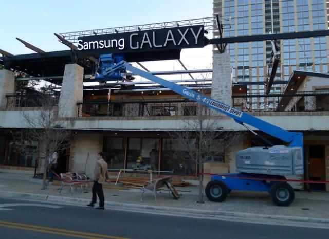 construction samsung 640w