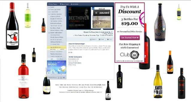 adstream - pandora - wine club - fullscreen 638w