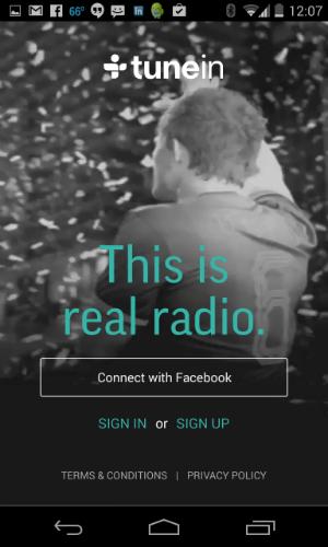 tunein real radio 300w