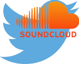 twitter and soundcloud canvas