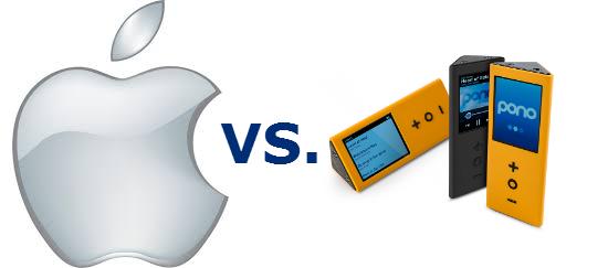 apple vs pono