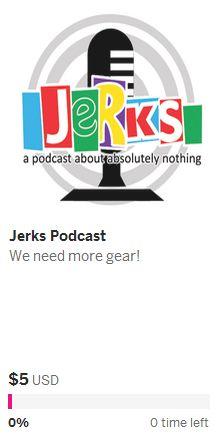 crowd podcasts jerks