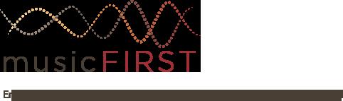 musicfirst logo