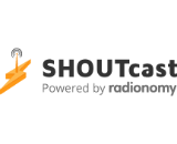 shoutcast radionomy logo canvas