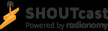 shoutcast radionomy logo