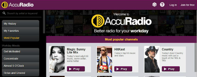 accuradio spread