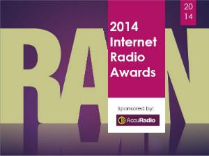 rain internet radio awards 2014 splash 300w