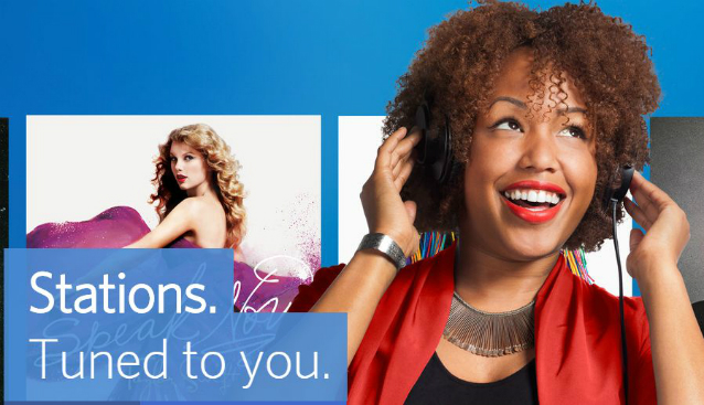 rdio - stations tuned to you 638w