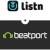 Listn + Beatport canvas