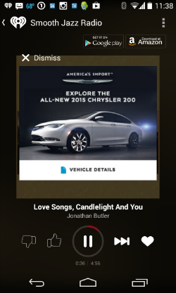 adstream - iheartradio skip ads