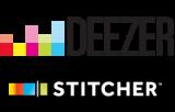deezer and stitcher
