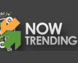 now trending canvas