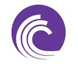 BitTorrent logo canvas