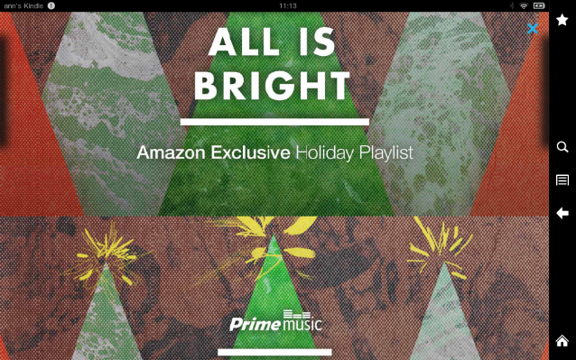 amazon all is bright