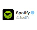spotify twitter logo canvas