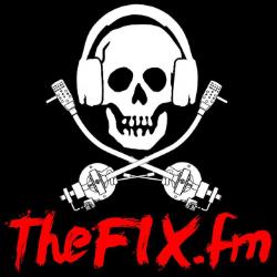 the fix fm logo 250w