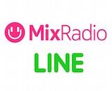 Line MixRadio canvas