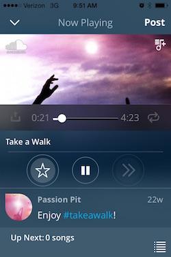 Musx iPhone app