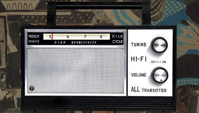 all-transistor radio