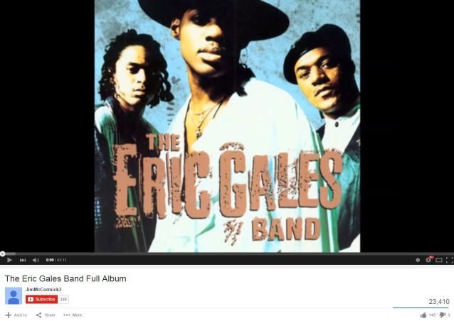 eric gales band youtube