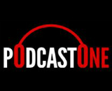 podcastone logo dark canvas
