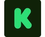 Kickstarter logo canvas
