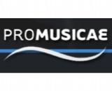 PROMUSICAE logo canvas