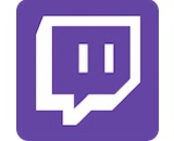 Twitch logo canvas