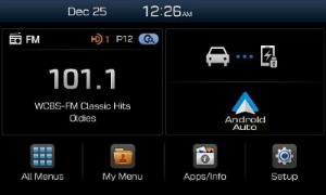 hyundai display audio