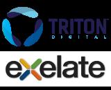 triton and exelate canvas