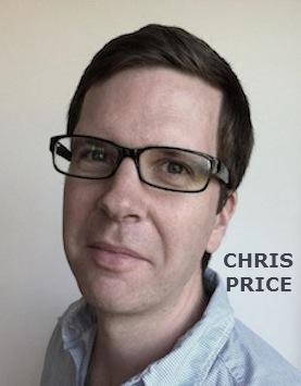 Chris Price contributor logo
