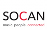 SOCAN logo canvas