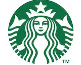 Starbucks logo canvas