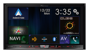 Android Auto Pioneer