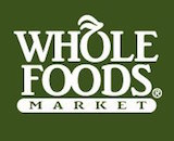 Whole Foods logo canvas