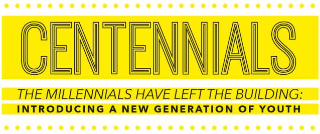 centennials graphic header