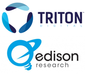 triton digital and edison 300w
