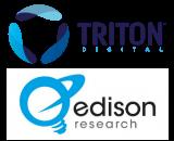 triton digital and edison canvas