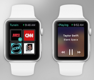 TuneIn Apple Watch