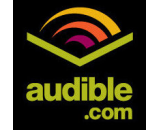 audible logo square canvas