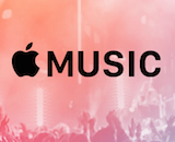 Apple Music screencap canvas