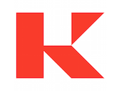 Kobalt logo canvas