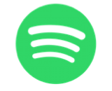 Spotify logo new color canvas